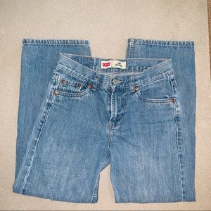 Levi's Relaxed 550 Boys Jeans